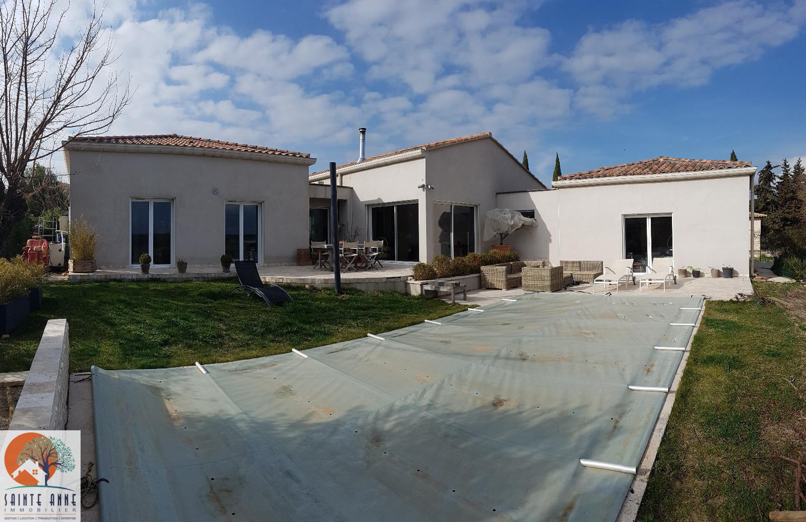 Offres de vente Villa Estezargues 30390