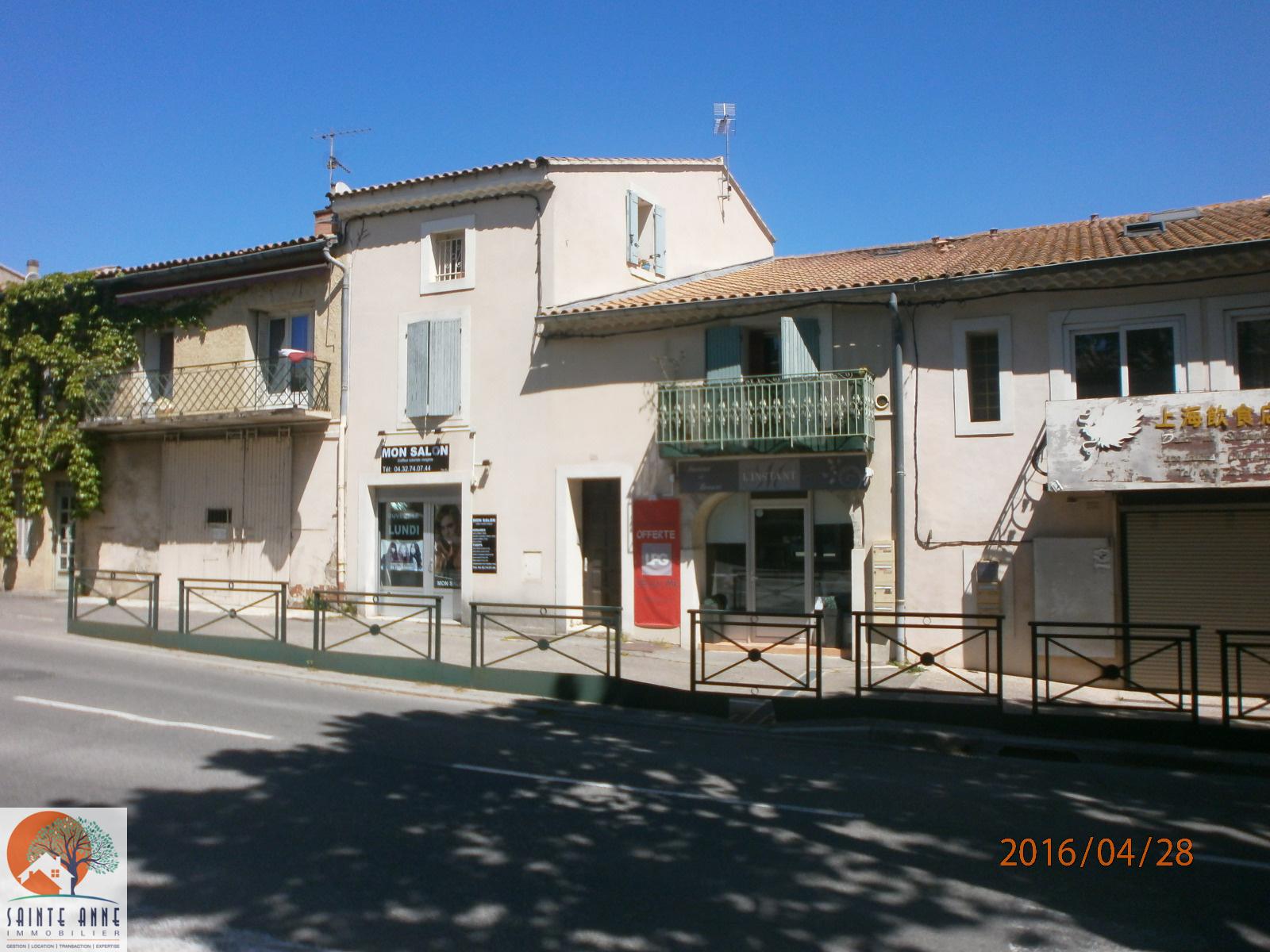 Offres de vente Mas Saint-Saturnin-lès-Avignon 84450